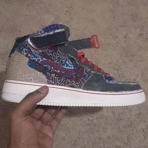 le scarpe nike air force 1 personalizzare poshmark